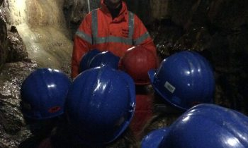 Year 3 Visit Whitescar Caves!
